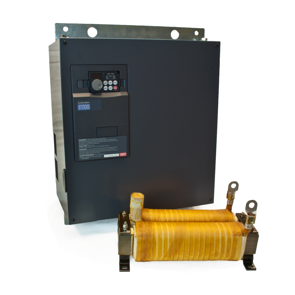 100hp 150hp 460v mitsubishi vfd inverter ac drive fr for How to select vfd for a motor