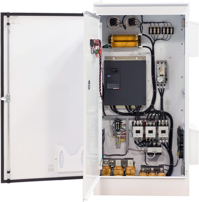 F3r Outdoor Rated Vfd Control Panel