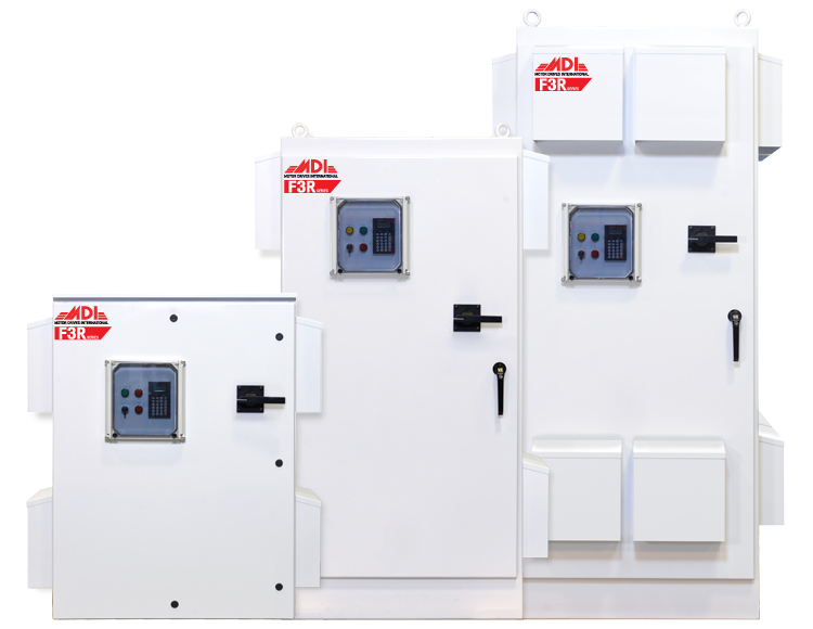 Outdoor Rated VFD Control Panels